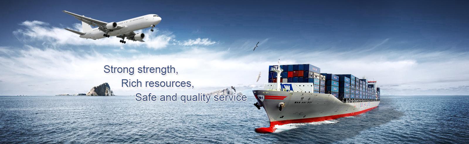 Kunshan freight company